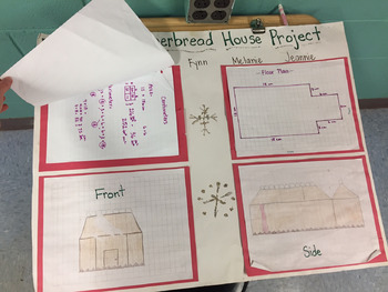 Math Project: The Great Gingerbread House Project