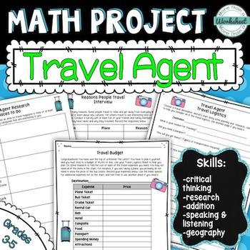 Math Project--Travel Agent
