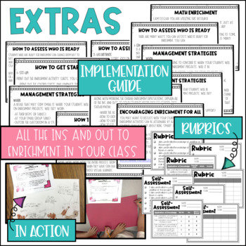 Math Project-based Learning & Enrichment for Addition Facts to 20