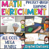 Math Enrichment & Project Based Learning Common Core State