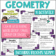 Math Project-based Learning & Enrichment for Geometry