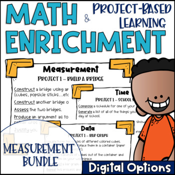 Math Project-based Learning & Enrichment Measurement and D