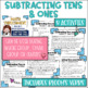 Math Project-based Learning & Enrichment for Subtracting Tens and Ones