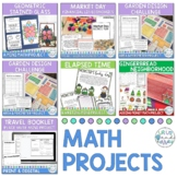 Math Projects BUNDLE 3rd Grade