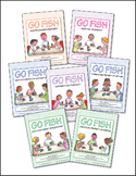 Math Properties Go Fish Games  ♥ BUNDLE ♥