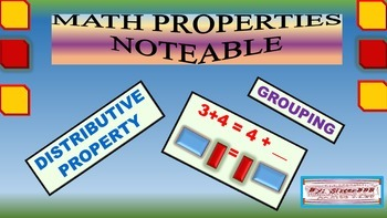 Math Properties Noteable
