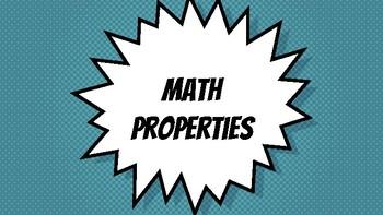 Math Properties Presentation