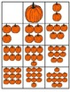 Math Pumpkins Galore Number/Object Math Center Activity!!