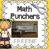 Math Punchers - FREEBIE Sample