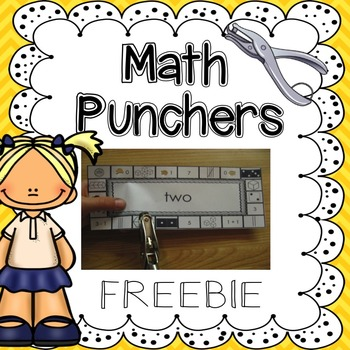 Math Punchers - FREEBIE Sample
