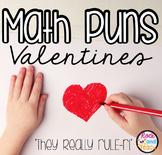 Valentine's Day Math: Punny Valentines