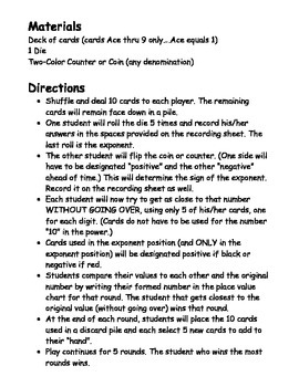Math Puzzle for Middle School Students