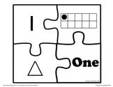 Math Puzzles, 1-10