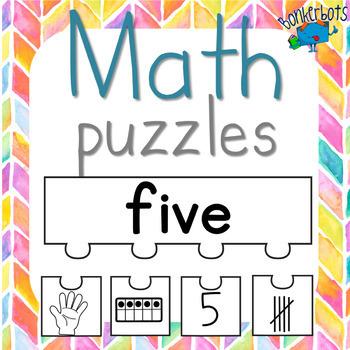 Math Puzzles 1-20