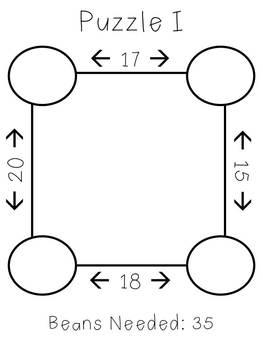Math Puzzles - Challenging Addition Puzzles