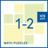 Math Puzzles Gr. 1-2