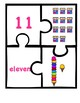 Math Puzzles- Identifying Numbers 1-20