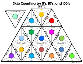 Math Puzzles {Meets 2nd Grade Common Core Standards}