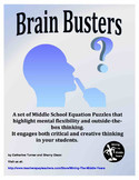 Math Puzzles – Problems that Challenge – Brain Teasers