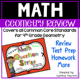 Common Core Geometry - Fourth Grade