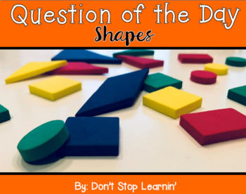 Math Question of the Day: Shapes