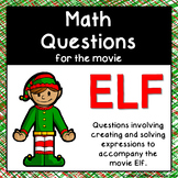 Math Questions For The Movie Elf