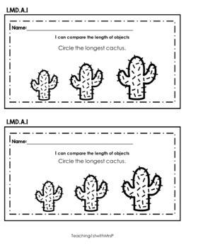 1st Grade Math YEAR LONG Exit Slips