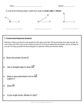 Math Quiz - 4th Grade - Module 4 Topic A