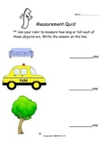Math Quiz - Basic Measurement