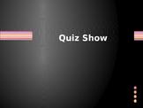 Math Quiz Show
