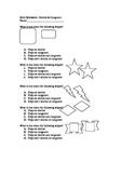 Math Quiz- Similar & Congruent Shapes