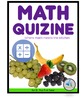 Math Recipe Game BUNDLE- set 1 & 2