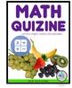 Math Quizine- Recipe Game BUNDLE- set 1 & 2