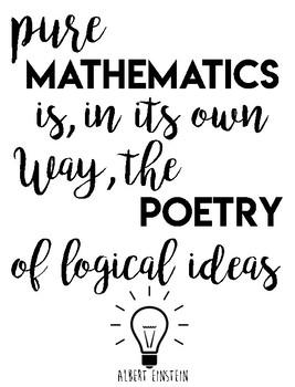 Math Quote Bundle