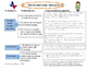 Math RTI Goals made simple:  Texas Edition