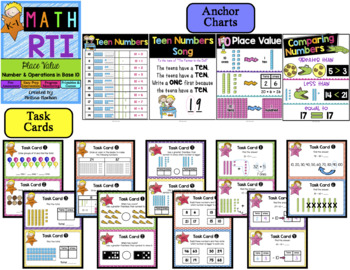 Math RTI / Math Intervention - Place Value