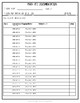Math RTI Plan and Documentation Forms