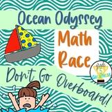 Math Race Set Sail Across the Ocean