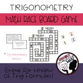 Math Race: Trigonometry Identities Board Game