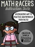 Math Racers Subtraction Facts