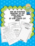 Math Ratio Review. Games, Worksheets, and Activities {Common Core Aligned}