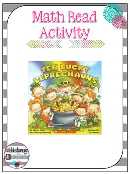 Math Read Activity-10 Leprechauns