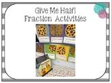 Math Read Activity-Give Me Half