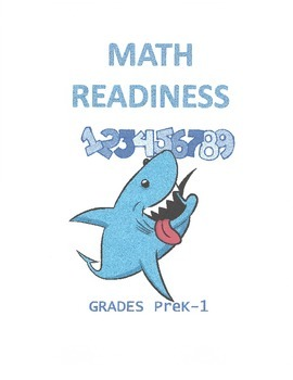 Math Readiness - PreK-1