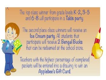 Math & Reading Summer  Blast Powerpoint