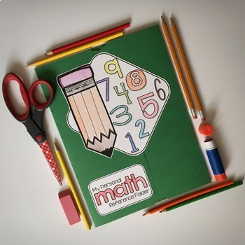Math Reference Lapbook