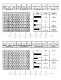 Math Reference Sheet (Deskmat)