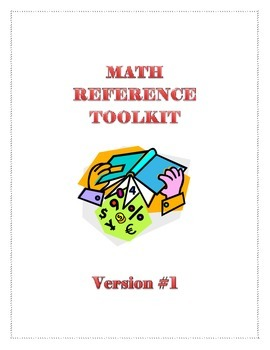 Math Reference Toolkit