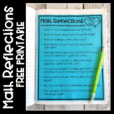 Math Reflection: Discussion & Journal Prompts