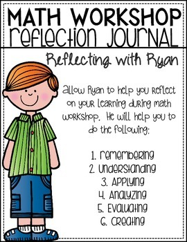 Math Reflection Journal
